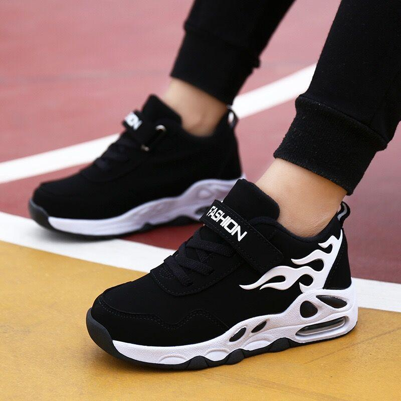 Big Children Sport Shoes For Boys Kids Casual Shoes Light Breathable Sport Running Sneaker Girls School Trainers Autumn