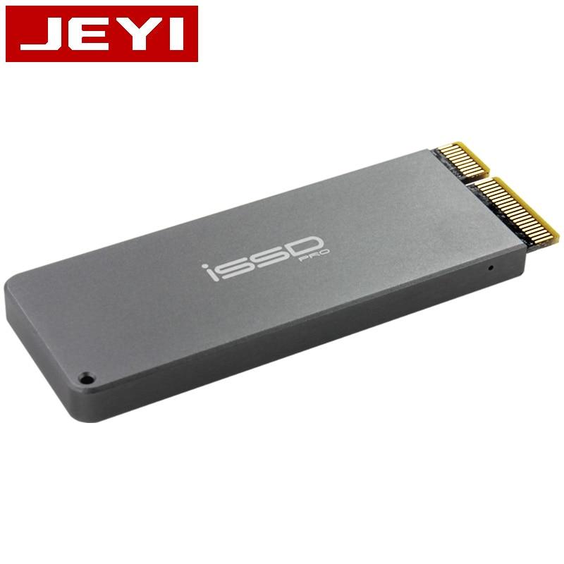 JEYI iSSD m.2 NVME aluminium PCIE3.0 GEN3 mobile SSD box optibay SSD case PCIE X1 Adapter m2 M.2 PCIE SSD U.2 PCI-E Into PCI-E 2