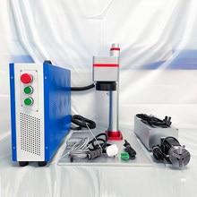 10w 20w 30w 50w Fiber Laser Marking Machine Raycus Portable Desktop laser Metal Laser Engravering Machine Rotary Hot Sale