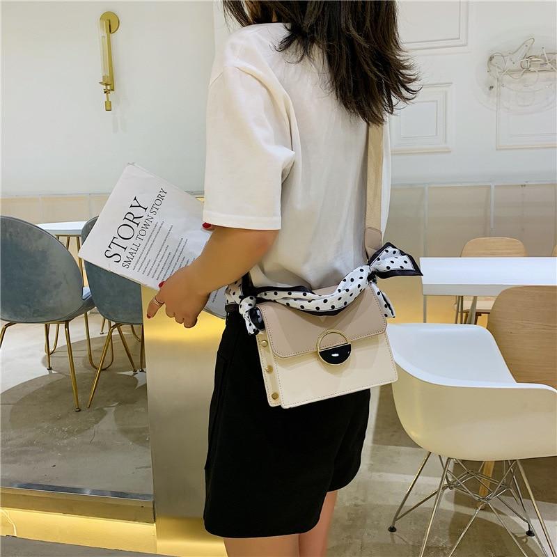Bandoulière-sac Messenger-sac pochettes peau de serpent femmes sac à main chaîne fête-jour mode