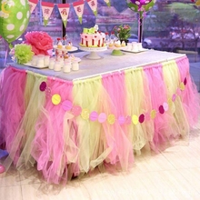 100 Yards Tulle Wedding Backdrop Decoration 15cm Roll Ceremony Outdoor Pography Birthday Party Decor