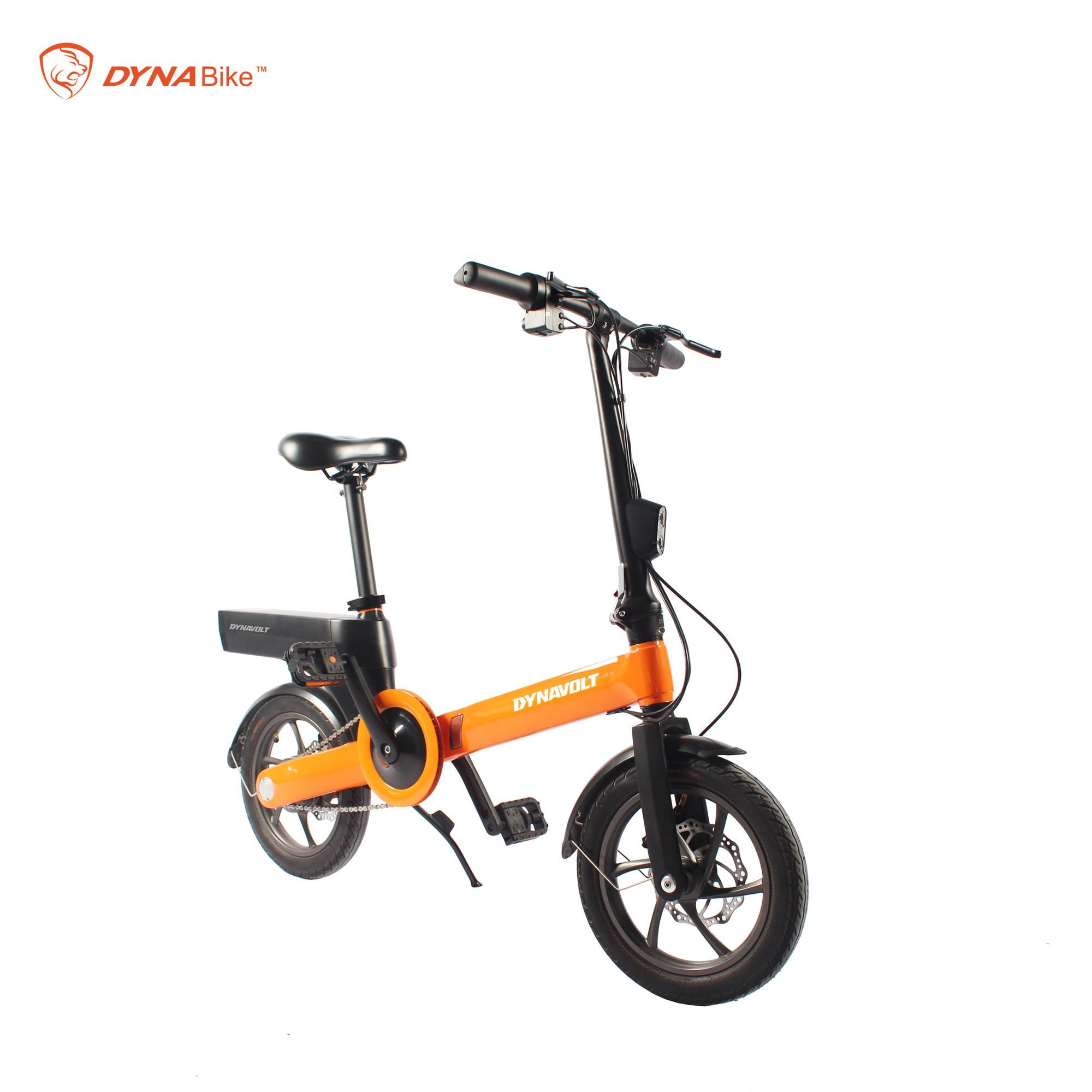 D6 folding bikeChina factory 12inch new design foldable electric bike 5