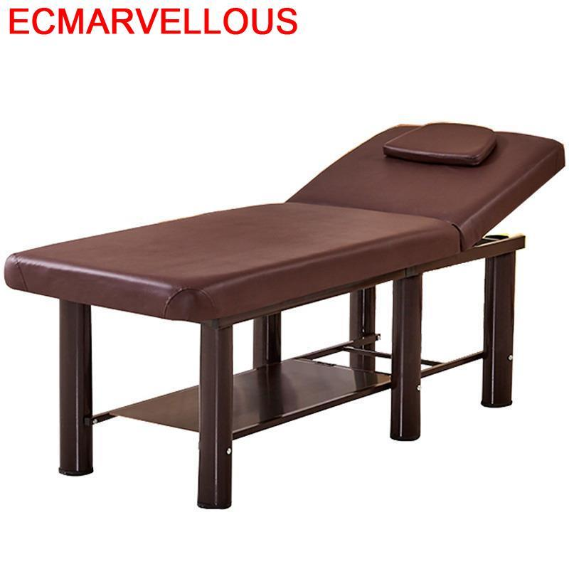 Tidur Lipat Mueble Letto Pieghevole Foldable Lettino Massaggio Tattoo Silla Masajeadora Folding Table Salon Chair Massage Bed