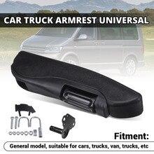 31/36/40cm Adjustable Car Truck Seat Armrest Hand Holder Arm Rest Leather Hand Rail Universal For RV Caravan Boat