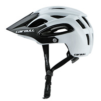 CAIRBULL ALLTRACK Mountain Road Bicycle Riding Helmet With Spare Lining One piece Molding cycling capacetes para ciclismo|Bicycle Helmet| |  -
