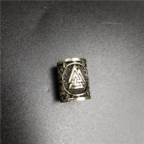 Viking-Hair-Rune-Beads-For-Jewelry-Making-Valknut-Vegvisir-Compass-Trinity-Metal-Spacer-Large-Hole-Bead.jpg_640x640 (4)