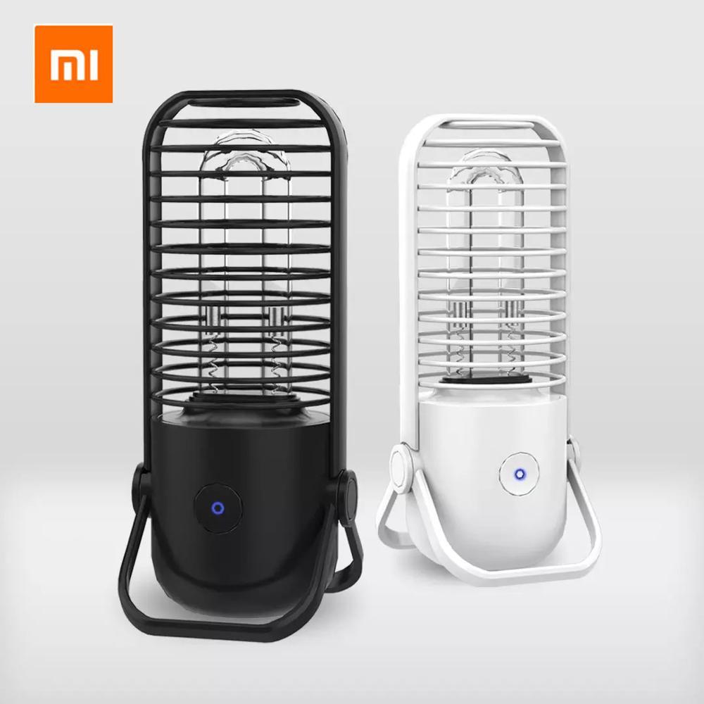 Xiaomi Mijia Xiaoda Smartda Sterilizer Lamp UV + Ozone 360 ° Antivirus Light Disinfection Machine From XIAOMI Youpin