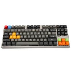 Изогнутый чехол из нержавеющей стали для xd87 xd87hs 80% чехол с клавиатурой на заказ верхний и нижний чехол