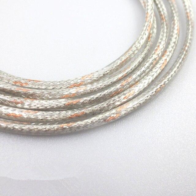 Фото сменный кабель для наушников shure se215 ue900 w40 se425 se535
