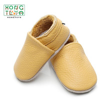 2020 Baby Shoes genuine leather baby moc