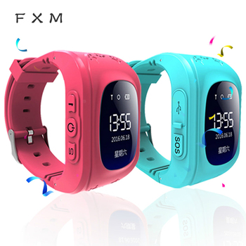 NEW Hot Anti Lost Q50 OLED Child GPS Tracker SOS Smart Monitoring Positioning Phone Kids GPS Baby Watch Compatible IOS & Android anti lost smart watch child gps tracker sos monitor positioning phone kid baby watch ios android location finder russian english