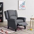 Panana Premium Chaise longue confort Relax chambre fauteuil inclinable manuel rembourré Home cinéma Chaise navire en Europe