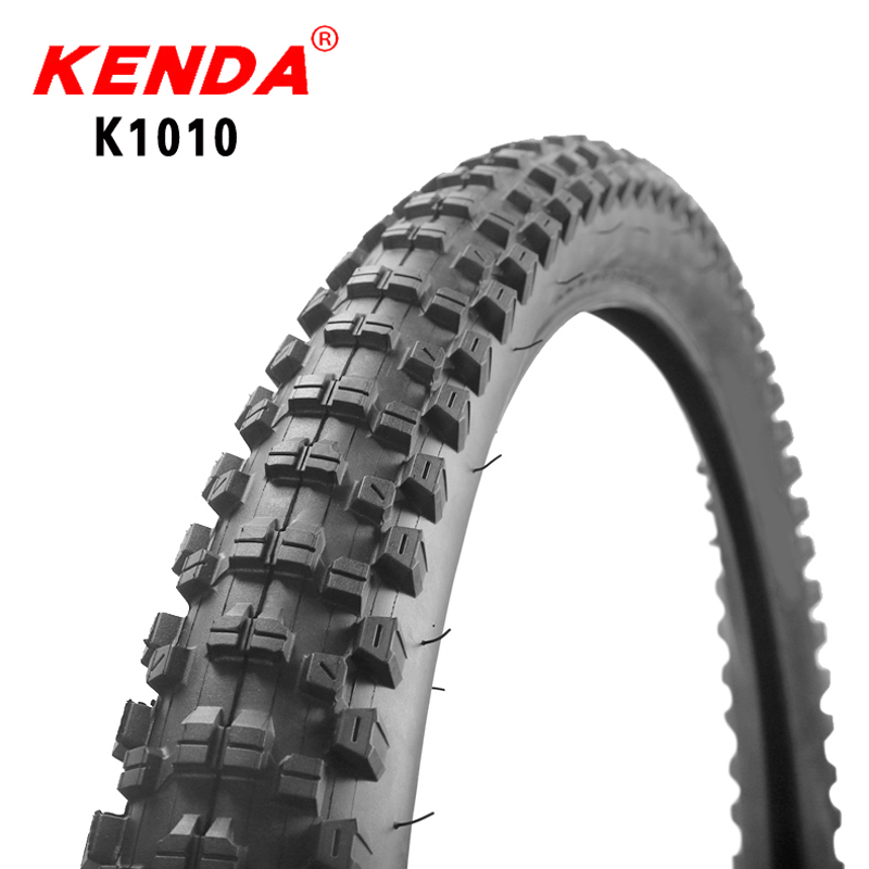 Kenda bicycle tire 26 26*1.95 <font><b>2.1</b></font> 2.35 <font><b>2.5</b></font> 60TPI folding tyres ultralight AM mountain bike tires MTB large tread strong grip image
