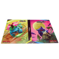 240 шт., держатель карт, связывающий Альбомы для Pokemon CCG MTG Magic Yugioh, настольная игра, альбом для карт, держатель