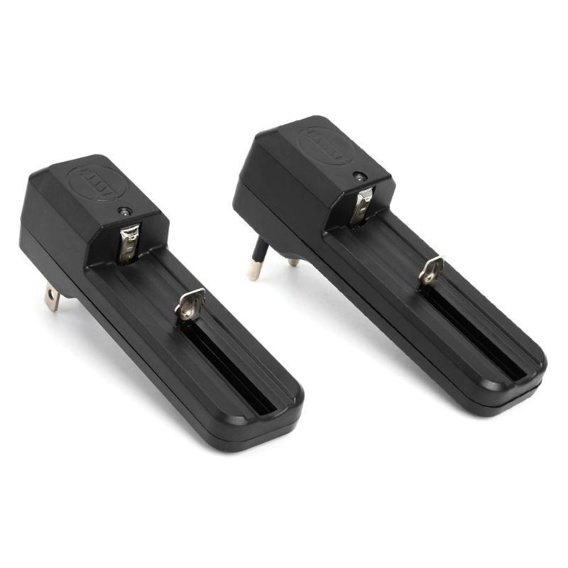 Умное зарядное устройство для аккумулятора 16340 18650, быстрая зарядка, зарядное устройство, перезаряжаемая литиевая батарея, разъем для заряд...