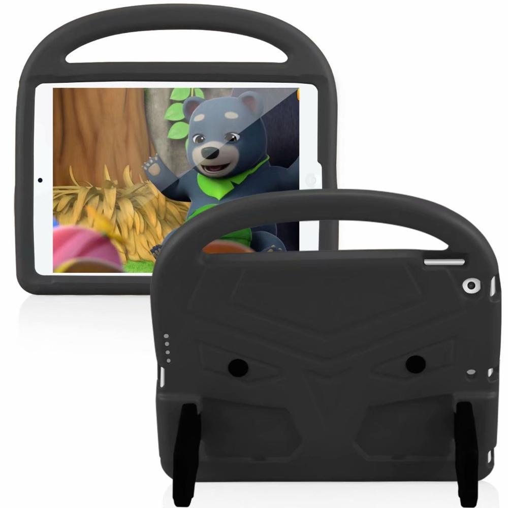 Black Gray EVA Silicon Coque for iPad Pro 11 2018 2020 Case Kids Cartoon Bird Shockproof A1980 A2230