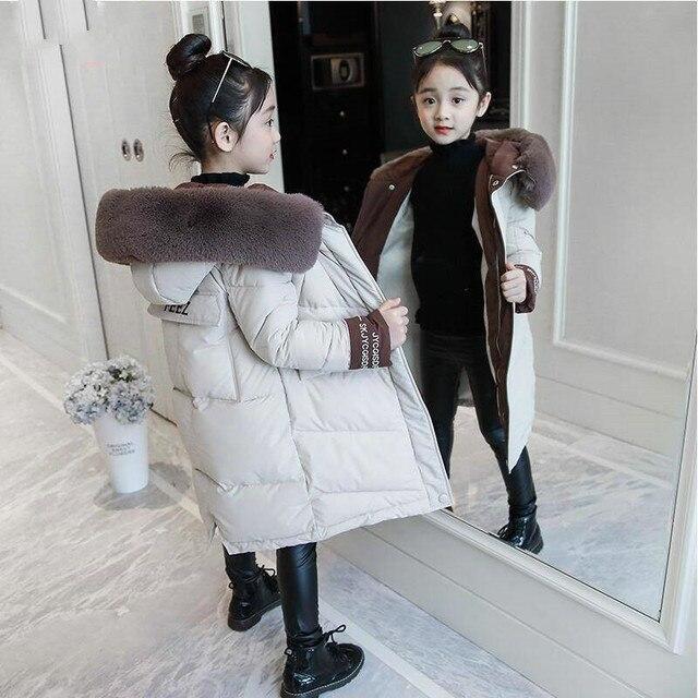 Kids Jackets Winter Coat...