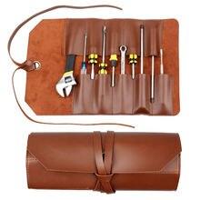 Портативные кожаные сумки для инструментов многофункциональный