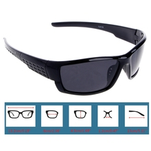 Mens Polarized Sunglasses Driving Cycling Goggles Sports Outdoor Fishing Eyewear E56D