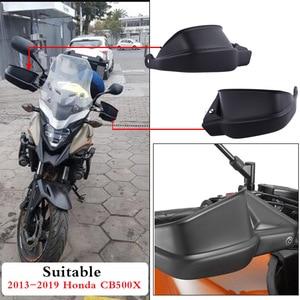Handle Bar CB500X Hand Guard Handguards Protector Brake Clutch Protector Wind Shield for 2013-2019 Honda CB 500 X 2014 2015(China)