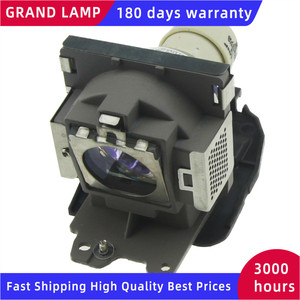 Image 2 - Neue Ersatz Projektor Lampe Mit Gehäuse 5J. 06001,001 für BENQ MP612 MP612C MP622 MP622C mit 180 tage garantie GLÜCKLICH BATE