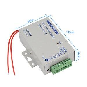 Image 3 - Dostęp do kontrola mocy dostaw DC12V/3A wyjście 110 260VAC napięcie wejściowe z z opóźnieniem czasowym dla zamek elektroniczny wideodomofon K80