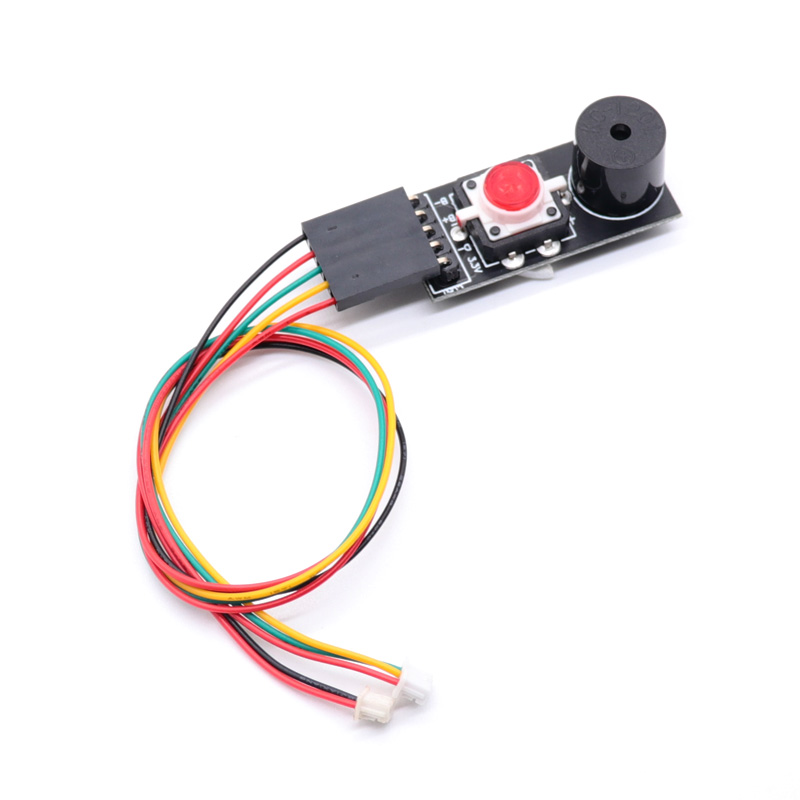 Pixhawk PX4 Buzzer Active Horn Beep Alarm With Safety Button Safety Switch  Pixhawk PX4 Flight Control FPV