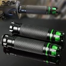 CNC Motorcycle Accessories Handle Grips Handlebar Hand Bar Grip FOR KAWASAKI KLX 150 250 KLX250 KLX 450R KDX 125 250 XR 250