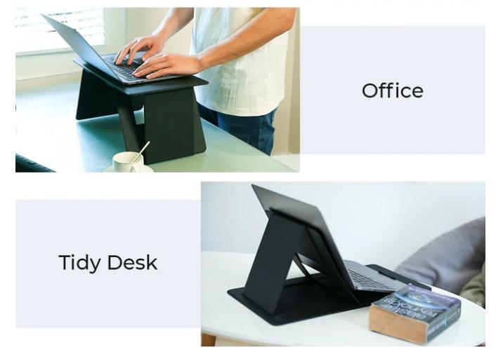 Paper-Thin Durable Laptop Desk
