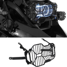 Motorcycle Headlight Protector Guard Grill Grille Cover Water Cooled For BMW R1200GS Adv 2013 2014 2015-18 GS R1200 Adventure all new for bmw r1250gs gs r1250 gs adv lc 2019 headlight protector guard grill grille cover water cooled motorcycle accessories
