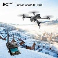 Originale Hubsan Zino PRO + Plus RC Drone Quadcopter GPS 5G WiFi 8KM FPV con 4K 30fps UHD Camera 3 assi Gimbal 43 minuti FlightTime