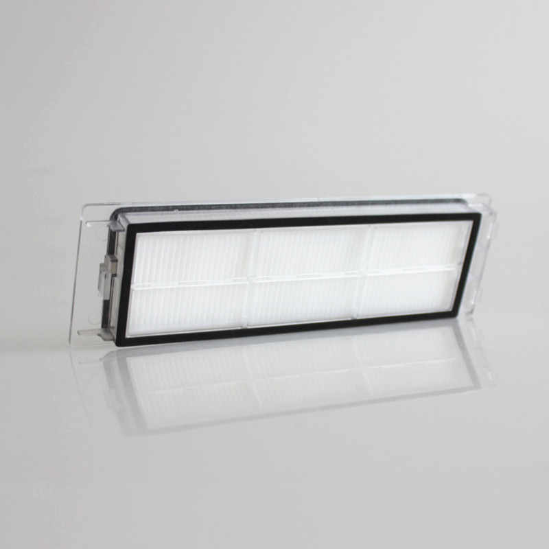 Замена 1/2 шт моющийся HEPA фильтр для Xiaomi Mi Robot 1 2-го поколения Home Roborock Подметальные Запчасти для робота-пылесоса
