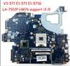 Q5WVH LA-7912P wsparcie i3 i5 pasuje do acer aspire E1-571G V3-571 V3-571G płyta główna NBC0A11001 HM76 DDR3 działa idealnie