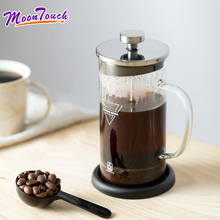 350ml Portable Manual French Presses Pot Coffee Maker Filter Household Machine Percolator Tool