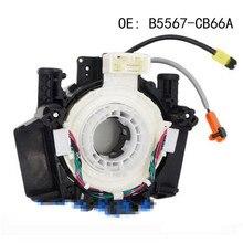 B5567-CB66A B5567CB66A B5567-JD00A Cable Assy Contact For Nissan Versa Pathfinder Qashqai Murano Xterra 370Z