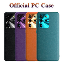 Mewah PC Imitasi Kulit Menutupi Case untuk Samsung Galaxy S20 S20 Ultra A51 A71 A70 A50 Catatan 10 9 8 s10 S9 Plus M31 Case(China)