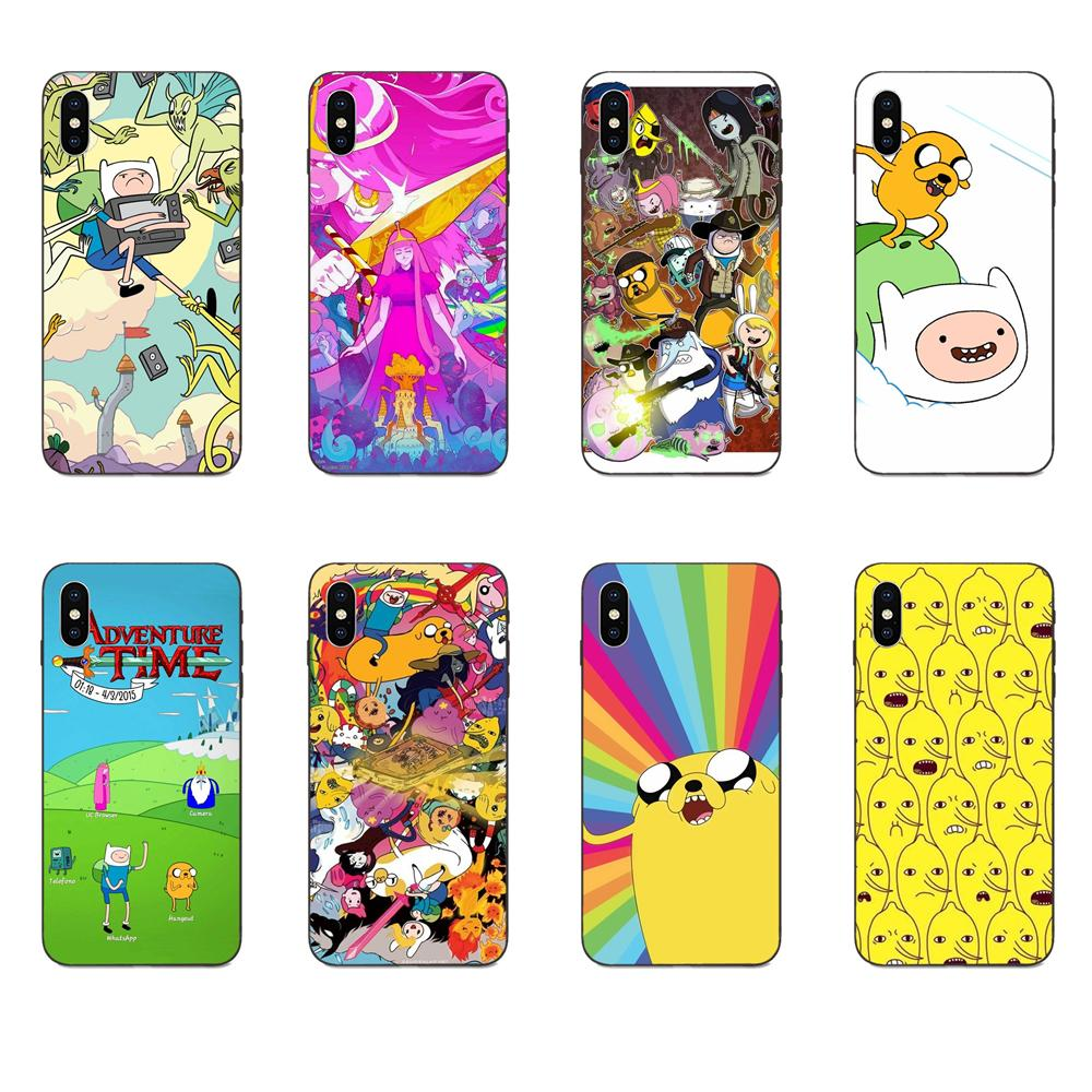 Adventure Time Diy Coque Cell Phone Case Shell Black Tpu For Huawei Honor 5a 6a 6c 7a 7c 7x 8 8a 8c 8x 9 9x 10 10i 20 Lite Pro Best Discount 11 11