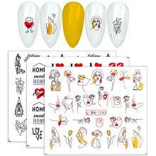 30 pegatinas con diseños para uñas, adhesivos para uñas con diseño de flor de diente de león, decoración artística para uñas, calcomanías de transferencia al agua