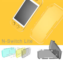 Soft Protective TPU Case Shell for Nintend Switch Lite Console Handle Grip Cover with Anti-Scratch Design For Switch Mini#y4(China)