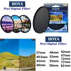 HOYA CPL Pro1 Digital CPL CIRCULAR Polarizer Protective Lens Filter 37_40.5_43_46_49_52_55_58_62_67_72_77_82mm for SLR Camera