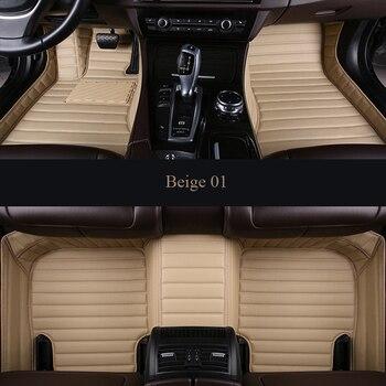 Car Floor Mat For Hyundai Veloster Tucson 2019 Accent 2008 Sonata 2011solaris 2011elantra Auto Accessories Car Shape Carpet Rugs