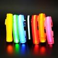 Ошейник для собак, светодиодный лоновое светодиодное ночное ожерелье с защитой от потери, светится в темноте, 7 цветов