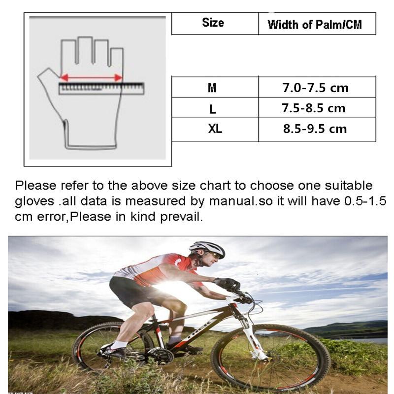 Купить с кэшбэком Boodun Cycling Gloves Half Finger Bike Fitness Weight Lifting Gloves Muscle Training Sport Workout Crossfit Gloves for Men Women