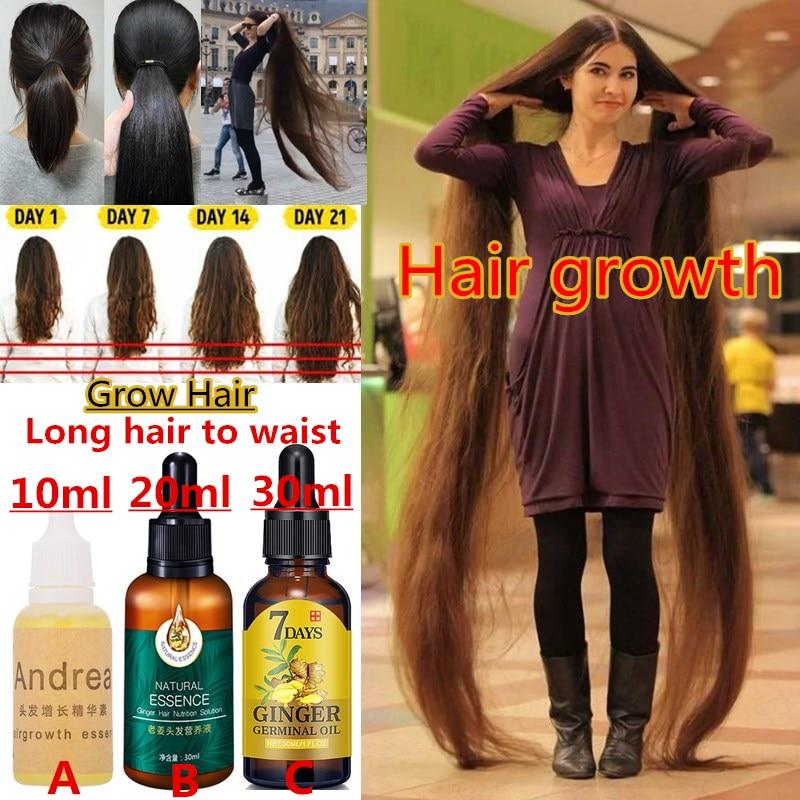 Совершенно новая Сыворотка для роста волос 30/20/10 мл, антибактериальная жидкость для восстановления поврежденных волос
