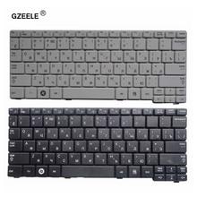 GZEELE NUOVA tastiera russa per Samsung N150 più N143 N145 N148 N158 NB30 NB20 N102 N102S NP N145 Del Computer Portatile nero/bianco RU layout