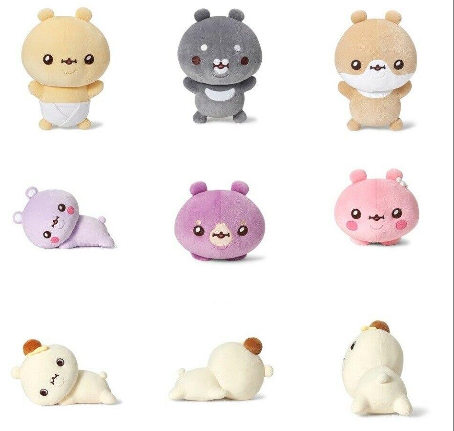 Kpop Monsta X New Album FOLLOW: FIND YOU Plush Doll Cartoon Cute Pillow Cushion Shownu Won Ho Kihyun Fans Collection Jh157