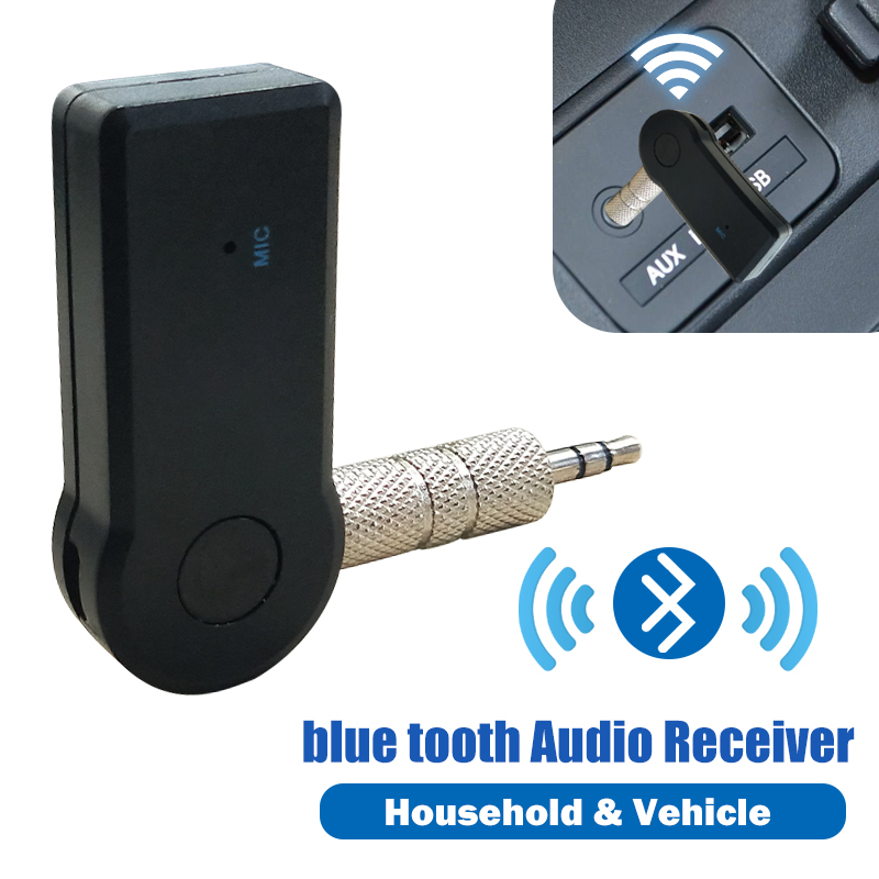 bluetooth usb adapter dongle computer pc headphones for <font><b>tv</b></font> headphone speaker fone kebidu audio <font><b>carro</b></font> 3.5mm mouse receiver image