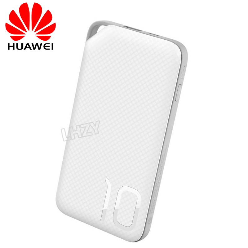 Chaud Huawei Honor Portable 10000mAh batterie externe 5V 2A batterie externe pour iPhone Xiaomi Huawei Oneplus double chargeur USB