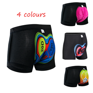 Image 1 - Cycling shorts cycling sports underwear compression tights bicycle shorts gel underwear men and women MTB Shorts Riding Bike