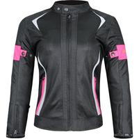 Adeeing Women Motorcycle Jacket Breathable Mesh Touring Motorbike Riding Tops Motorbike Clothing Protective Gear